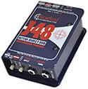 ラジアル RADIAL J48Mk2 ダイレクトボックス アクティブタイプ レンタル ライズワン