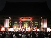 お江戸祭り音響照明
