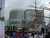 横浜開港祭よさこい