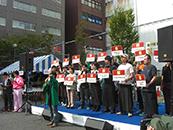 神田スポーツ祭りカレーフェア