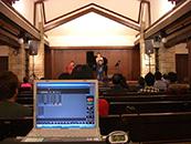 教会ライブ音響