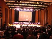 明治大学卒業イベント