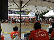 わんぱく相撲中央場所