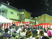 八街夏祭り