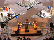 竜ヶ崎サプラショッピングセンターライブ