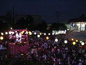 聖和第2幼稚園 納涼祭 音響 照明レンタル