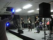 東京福祉大学 千輝祭 学園祭 音響業務