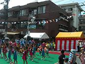 たまプラーザ 夏祭り