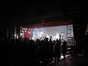 文教大学 越谷 音響 照明 舞台製作 グッドモーニングアメリカ