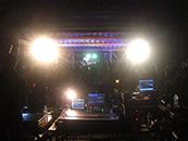 ロックフェス音響照明