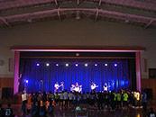 千葉県立 高校 文化祭 音響照明