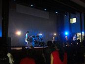 高校 文化祭 音響 照明業務 体育館 軽音楽部