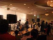 東京医科大学 産婦人科 クリスマスパーティー 音響業務