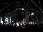 城西大学 ライトフェスティバル2013音響照明レンタル