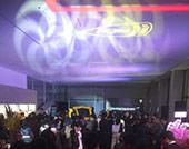 ランボルギーニ 横浜 グランドオープニングイベント アヴェンタドールS 音響 照明レンタル