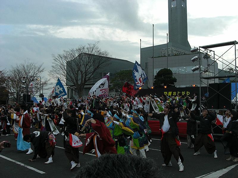 小見川よさこいふるさと祭り