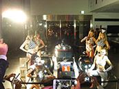 ポルシェ横浜 音響 照明レンタル パーティーイベント