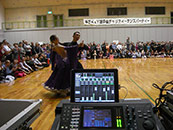アスカル幸手 ダンスパーティー 音響レンタル