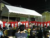 八街夏祭り 榊いずみ ビートローズ