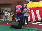 たまプラーザ 夏祭り おのくん 音響レンタル