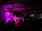 タワーレコード 渋谷 三菱商事 企業イベント 音響 照明
