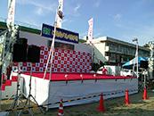 冨里夏祭りイベント