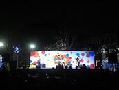東洋大学 学園祭野外ステージ
