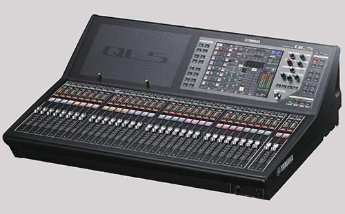デジタルミキサーYAMAHA QL5
